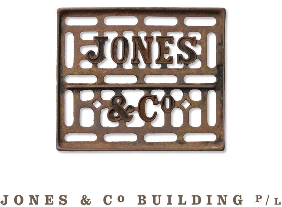 Jones & Co Logo